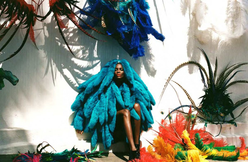 Photographer Carlijn Jacobs editorial »Island Life« for Dazed Magazine Autumn 2021-6