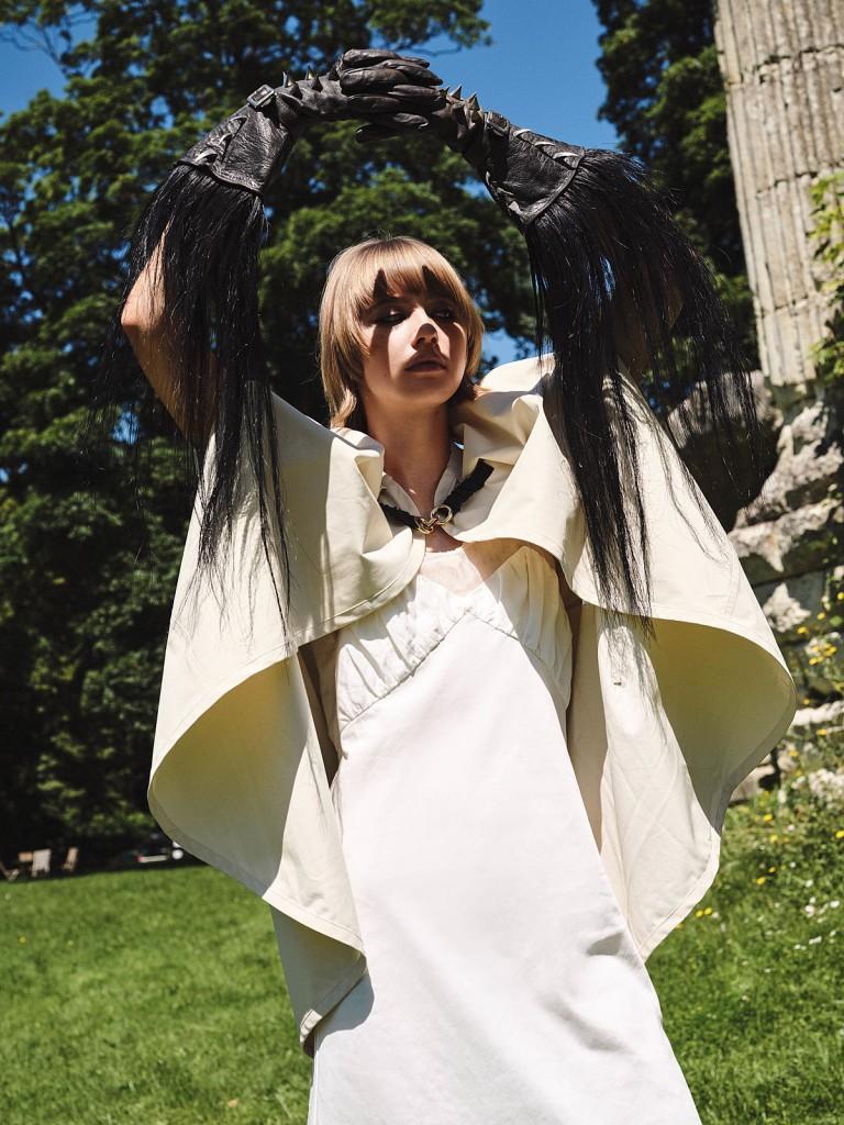 Editorial New Goth for Vogue Greece shot by Johan Sandberg-6