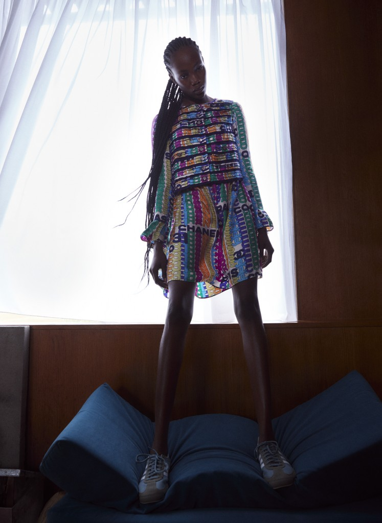 New season fashion story out now for Grazia UK shot by Alex Bramall-5