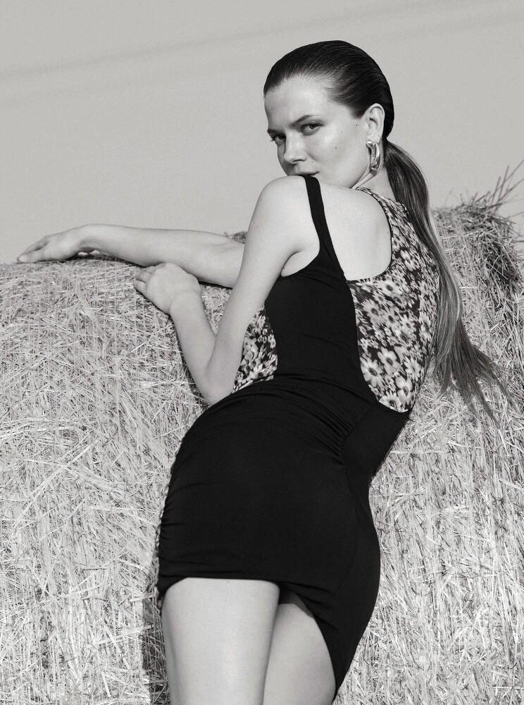 Stephanie Volpato shots Kasia Struss for Les Femmes Publiques-3